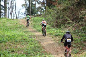 biciklistička staza x du