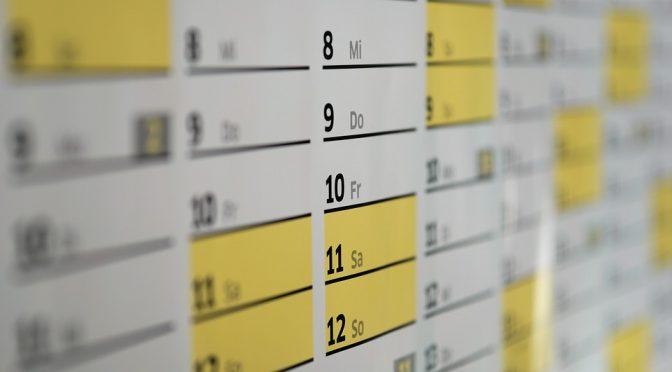 obavijest o promjenama u Kalendaru natjecanja za ostatak sezone